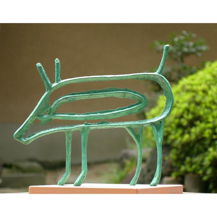 銅鐸絵画紋飾り「イノシシ(大)」